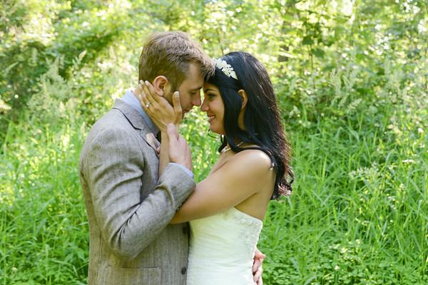 Danielle & Rob Wedding