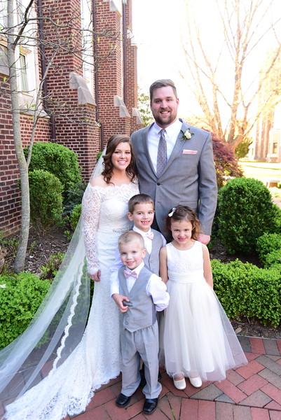 Daniel & Amber Wedding