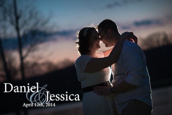 Daniel And Jessica: April 12th, 2014