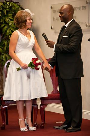 Daniel & Sarah's Wedding Ceremony