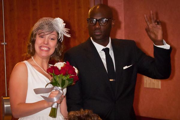 Daniel & Sarah's Wedding Reception