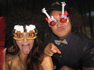 Danielle Duggin and Zach Roberts Wedding Reception 9/24/16
