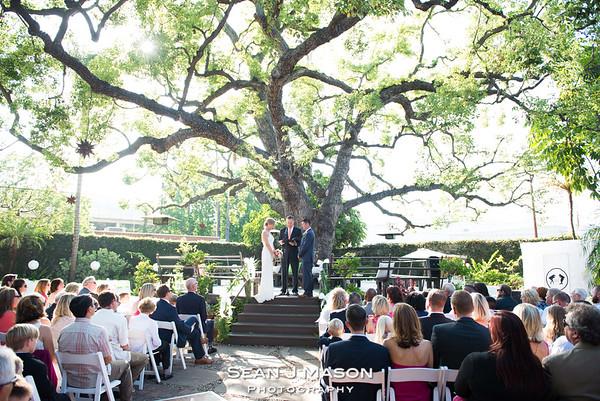 Danielle & Trevor Wedding