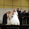 Exit of the wedding party and Mr. and Mrs Orozco