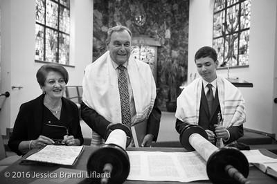 Daniel Bernstein's Bar Mitzvah