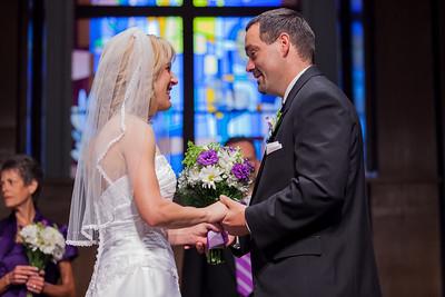 {wedding} Danny and Amanda