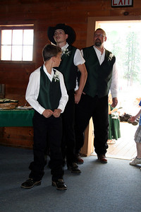The Groomsmen.