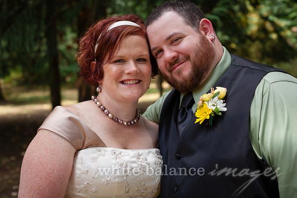 Darcy & Brandon's Wedding