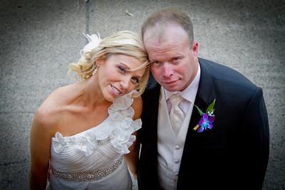 Darren and Robyn's Wedding