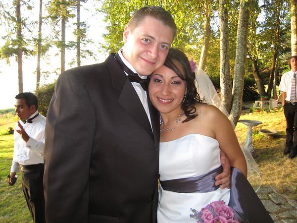 Daulton McClanahan Wedding