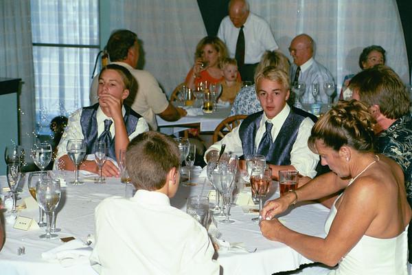 Dave & Darlene's Church Wedding Photos