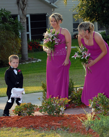 Enter the ring bearer
