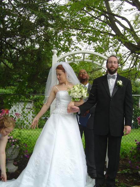 Dave & Mary's Wedding 3-10-06