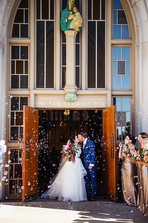 David & Haley's Wedding Day