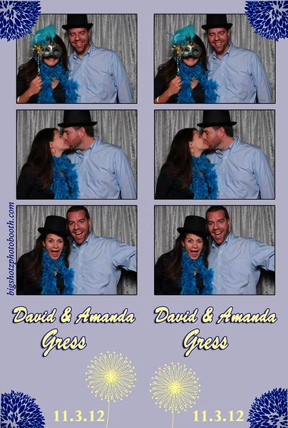 Gress, David and Amanda