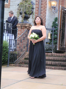 Kay's stepsister - Bridesmaid