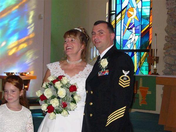 David and Laura 11/08/2003