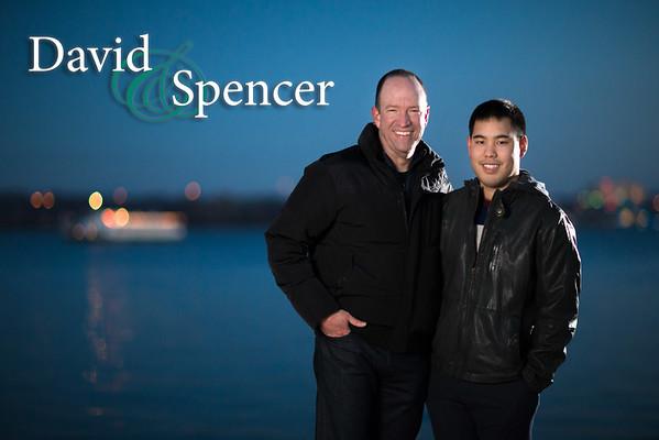 David and Spencer
