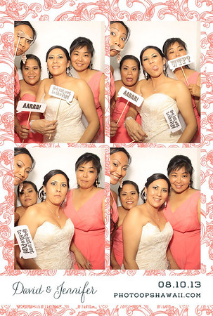David + Jennifer (Luxe Photo Booth)