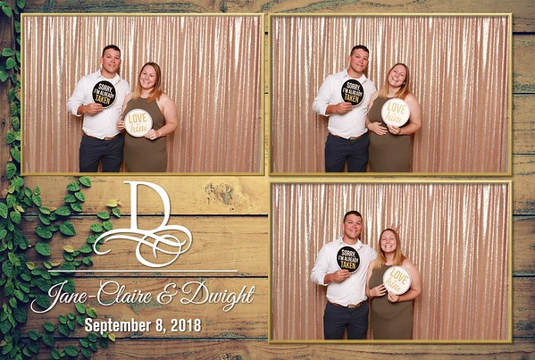 Jane-Claire & Dwight Davison
