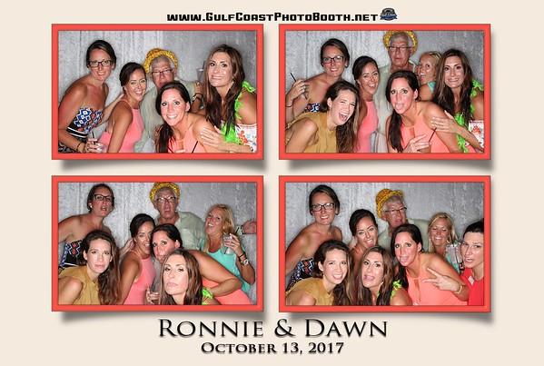 Dawn & Ronnie Wedding