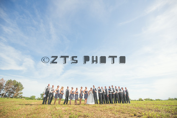 Bridal Party Field