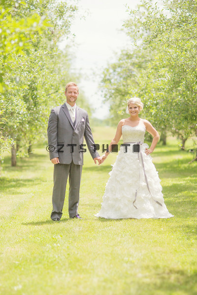 M+Z Apple Tree Portraits