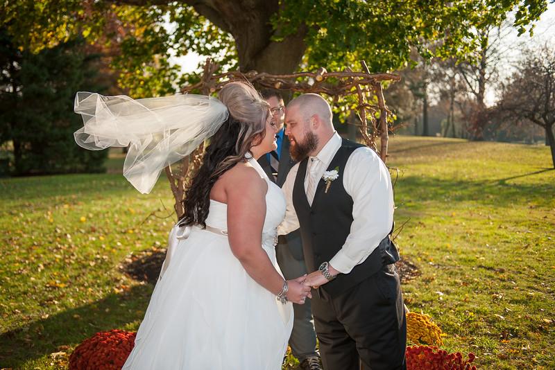 Dea & Vince 10-25-14 wedding
