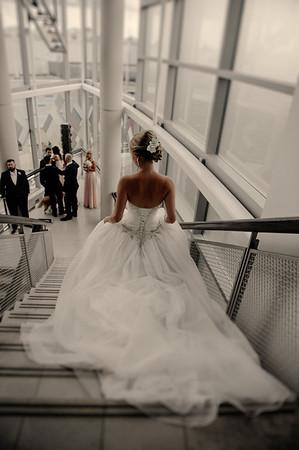 Dean + Katelyn Wedding