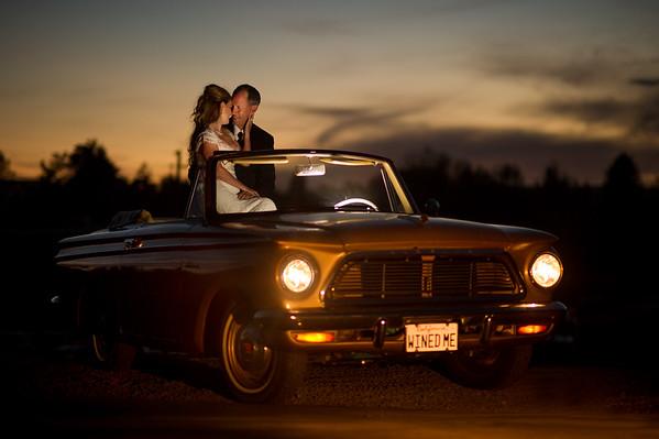 Deann & Larry's Wedding
