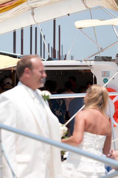 Deb and Jim Wedding  Boarding 5 28 11