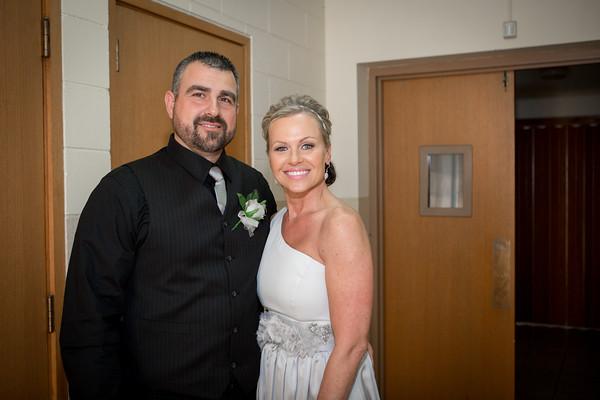 Debbie & Justin's Wedding - 3-19-16