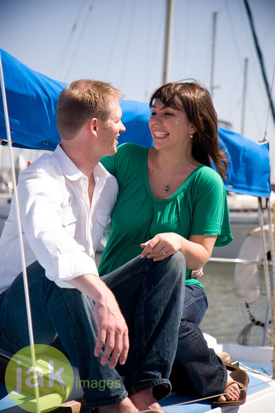 Debbie and Matthew Engagement