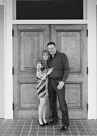 Debbie and Bruce Engagement Session