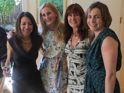 Debbie, Katie, Jewel, Vicky.