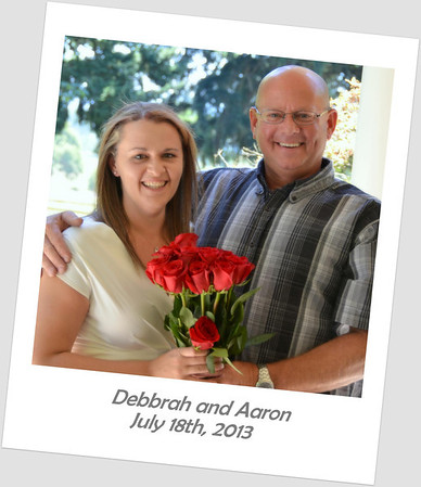 Anniversary Wedding - Debbrah & Aaron