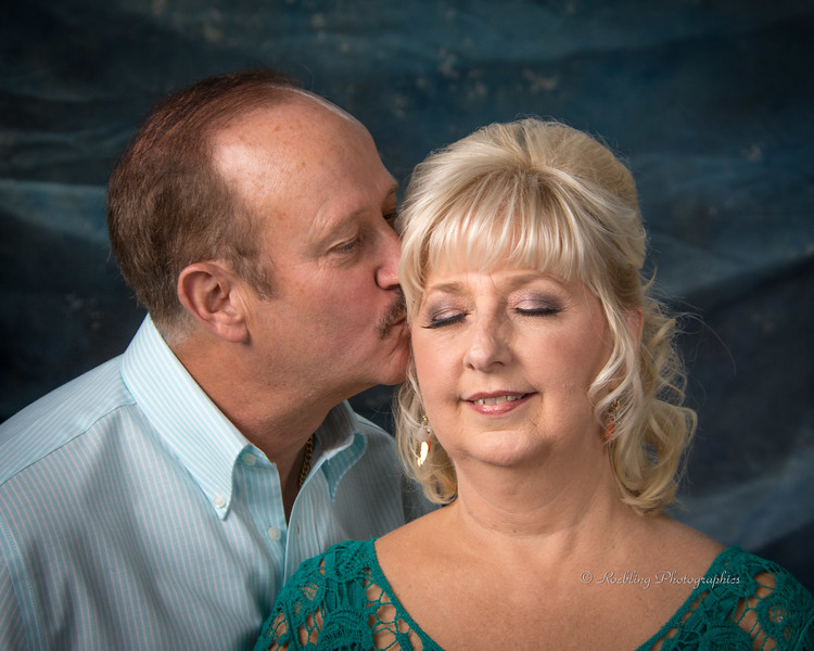 Debra and Dan Jeffries engagement photo session