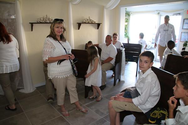 delonna and michelle's wedding