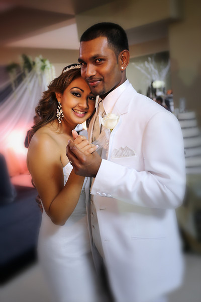Denesh and Janelle - Reception