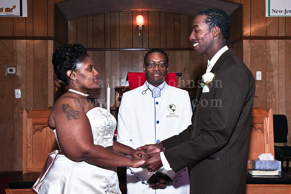 Denetra + Richard: Temperanceville & Chincoteague Island Wedding Photography