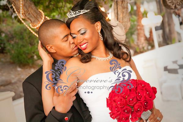 Denise and Marcel Wedding