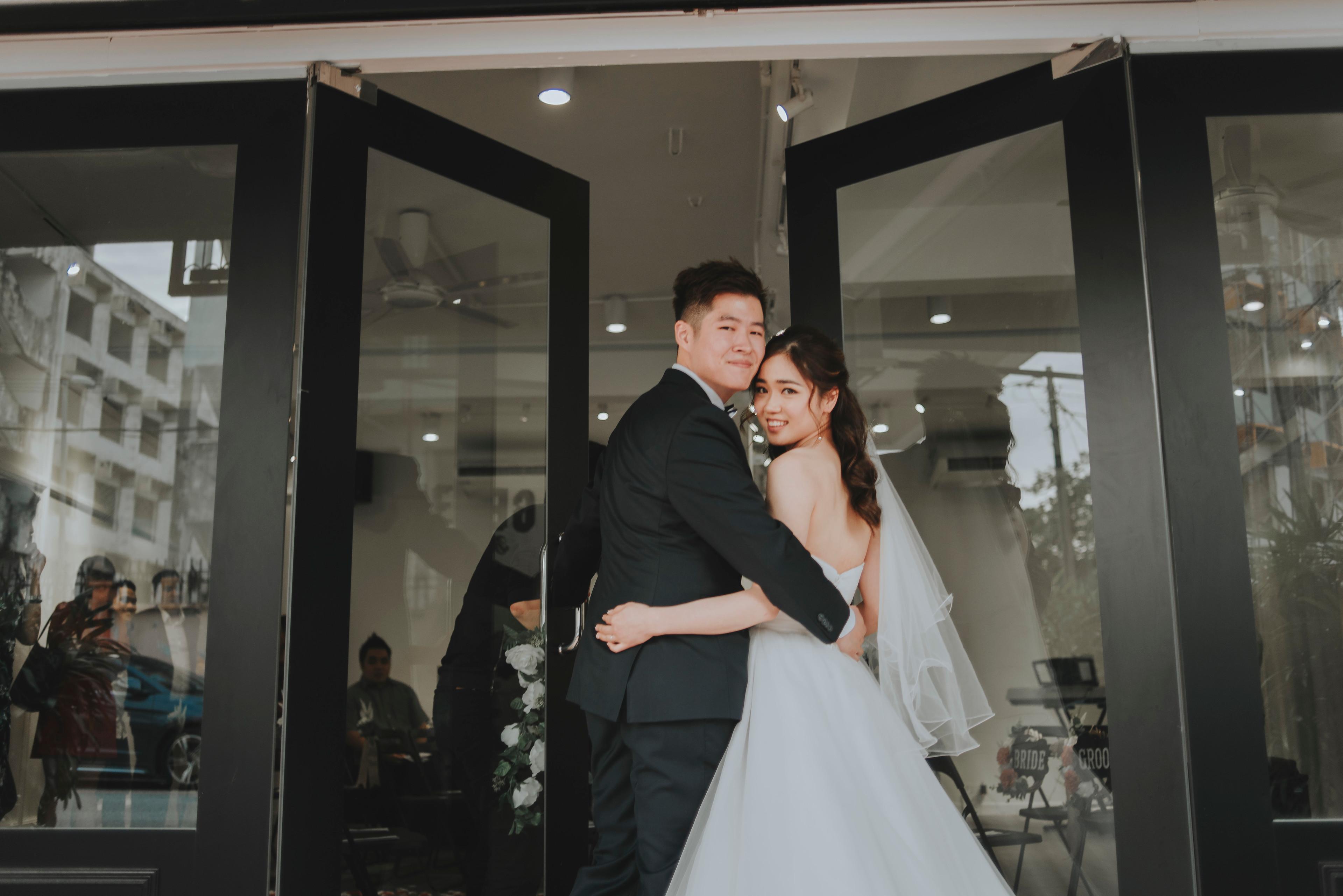 ROM Wedding in General Space, Petaling Jaya