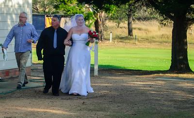 Dennis & Tyanna Surprise Wedding.