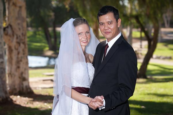 Dennis and Marta