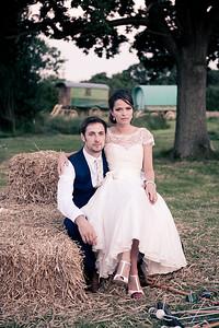 Helen & Dean's Stunning Rustic Fete!  Ashford, England