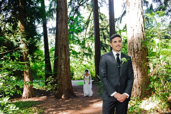 Lauren & Levi Seattle, Washington