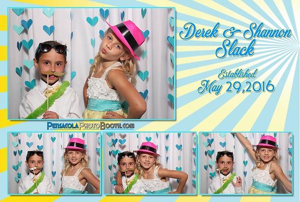 Derek & Shannon Slack 5-29-2016