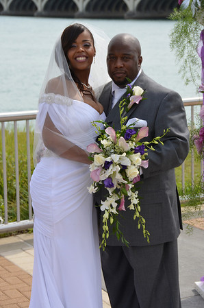 "Derek & Kenyetta""s Wedding 9/1/2012"