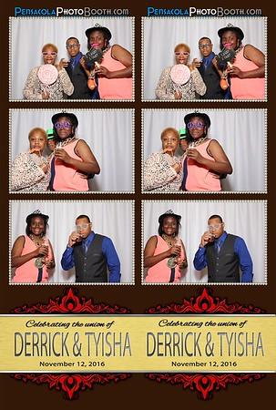 Derrick & Tyisha Thomas 11-12-2016
