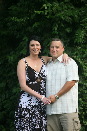 Derek and Nicole Engagement